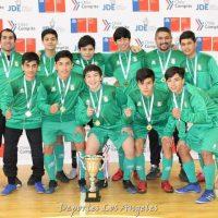 Campeones Regionales futsal sub-14