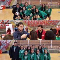 Selección de futsal sub16 damas, Campeonas Provinciales